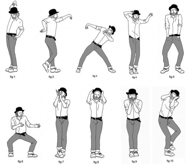 15 infographics that will make you a great dancer d a n c e