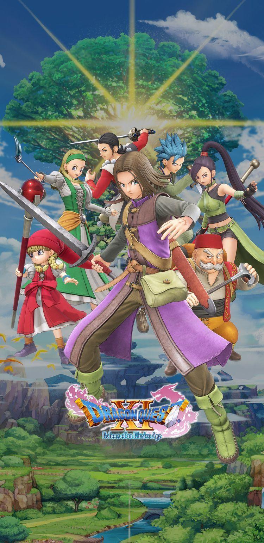 Dragon Quest Xi Wallpaper Dragon Quest Dragon Quest Wallpaper Dragon Quest Xi
