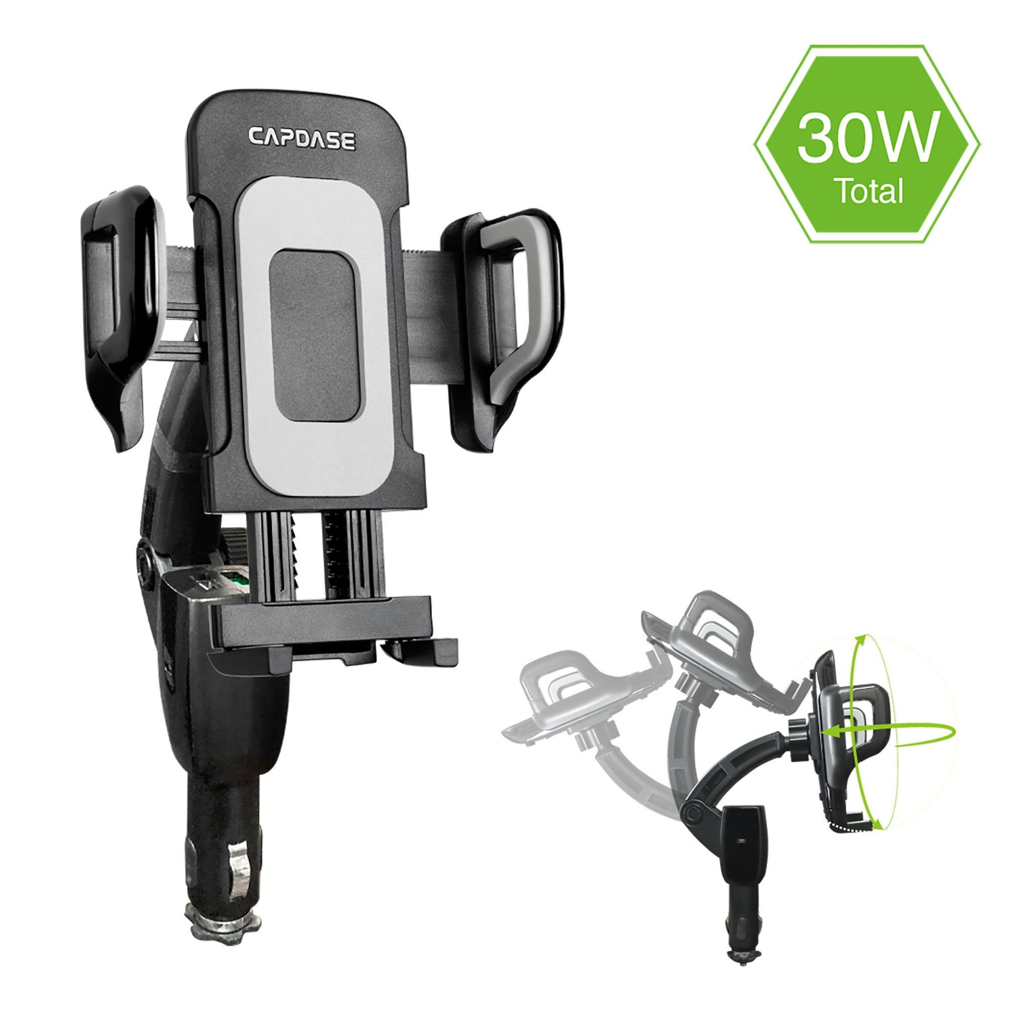 FLEXICHARGING ARM F30 QC 3.0 Car Charger Mount Iphone
