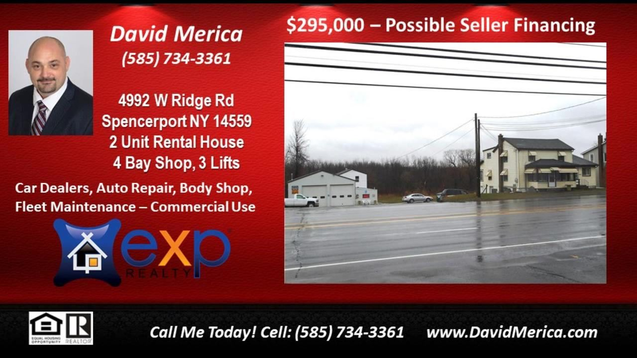 Auto Repair Shop for Sale in Spencerport NY 14559 Used Car