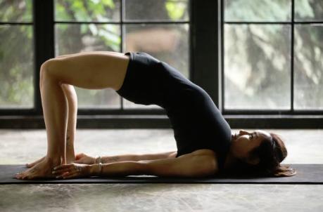 quotidienne et vous vous sentirez comme une toute nouvelle personne.   7. Le Demi-Pont #fitnessandex...