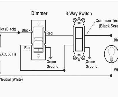 12 Creative How To Wire A Three, Electrical Light Switch