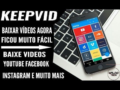 app pra baixar video do facebook