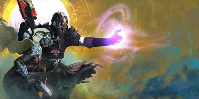 Some cool destiny fan art.