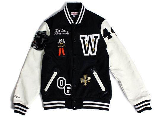 Stussy Celebrates 40th Anniversary With Comme Des Garcons Varsity Jacket Jackets Men Fashion Varsity Jacket Men Varsity Jacket