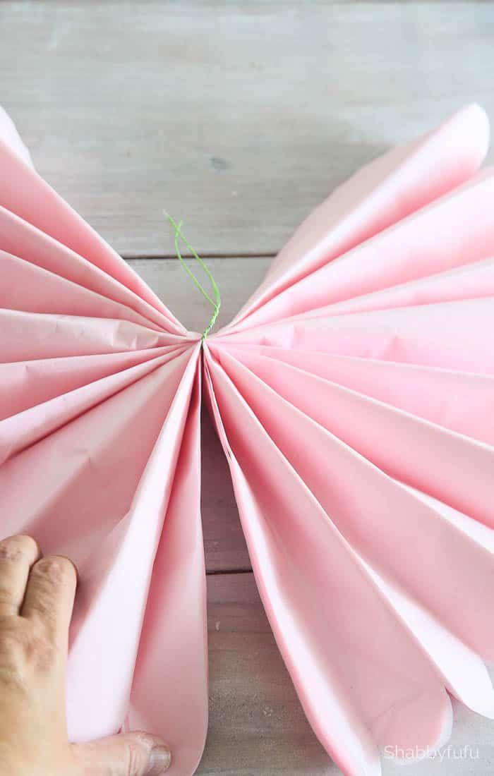 Tissue Paper Crafts - Make Some Pom Poms images