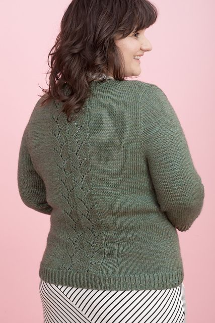 Ravelry: Cypress Cardigan pattern by Amy Herzog
