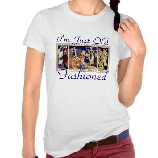 I'm Just Old Fashioned 2 - Bakst Designs 1