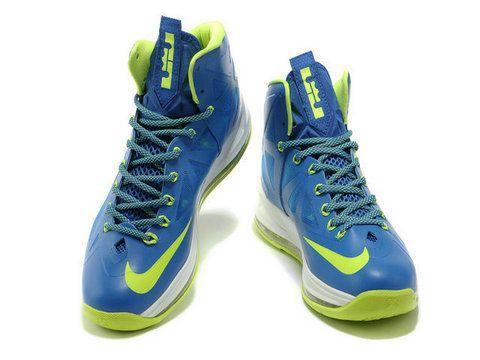 Nike LeBron James 10 Sprite  2520d9c24