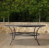 carmel round dining tables restoration hardware