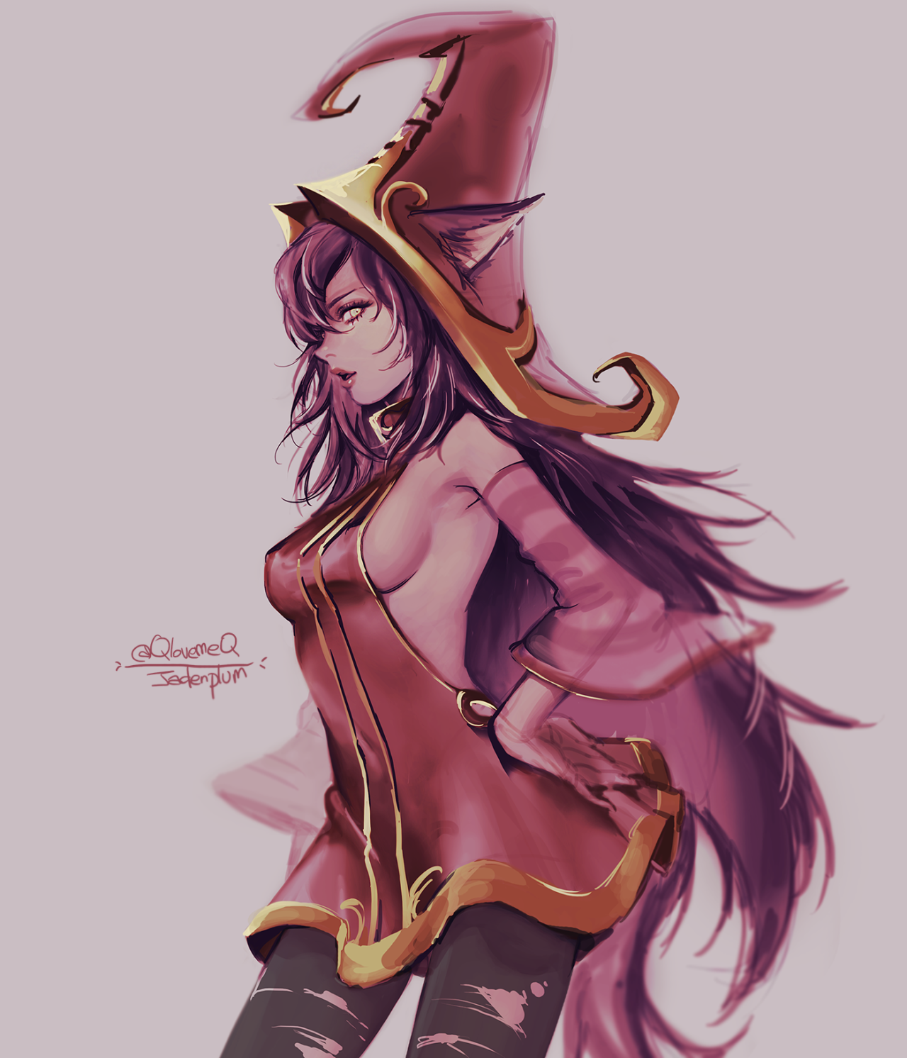 League of legends sexy anime