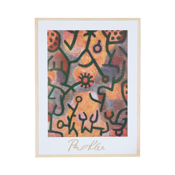 IDEE SHOP Online パウル・クレー「崖の植物」: アート・オブジェデザイン家具 インテリア雑貨: