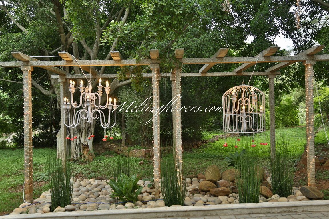 miraya greens resort in bangalore props decorations by melting