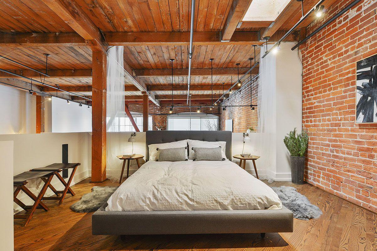 Loft de 116 m² à San Francisco   Lofts and San francisco