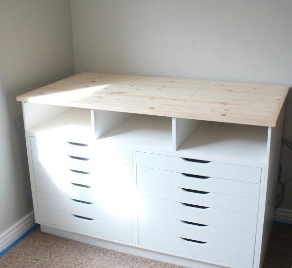 7 Ways to Upgrade IKEA ALEX Drawers - House One