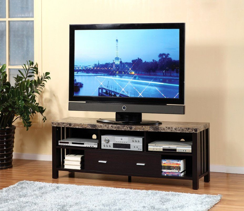 Hartline Tv Stand For Tvs Up To 60 Tv Stand Tvs Home Entertainment Furniture Entertainment Center