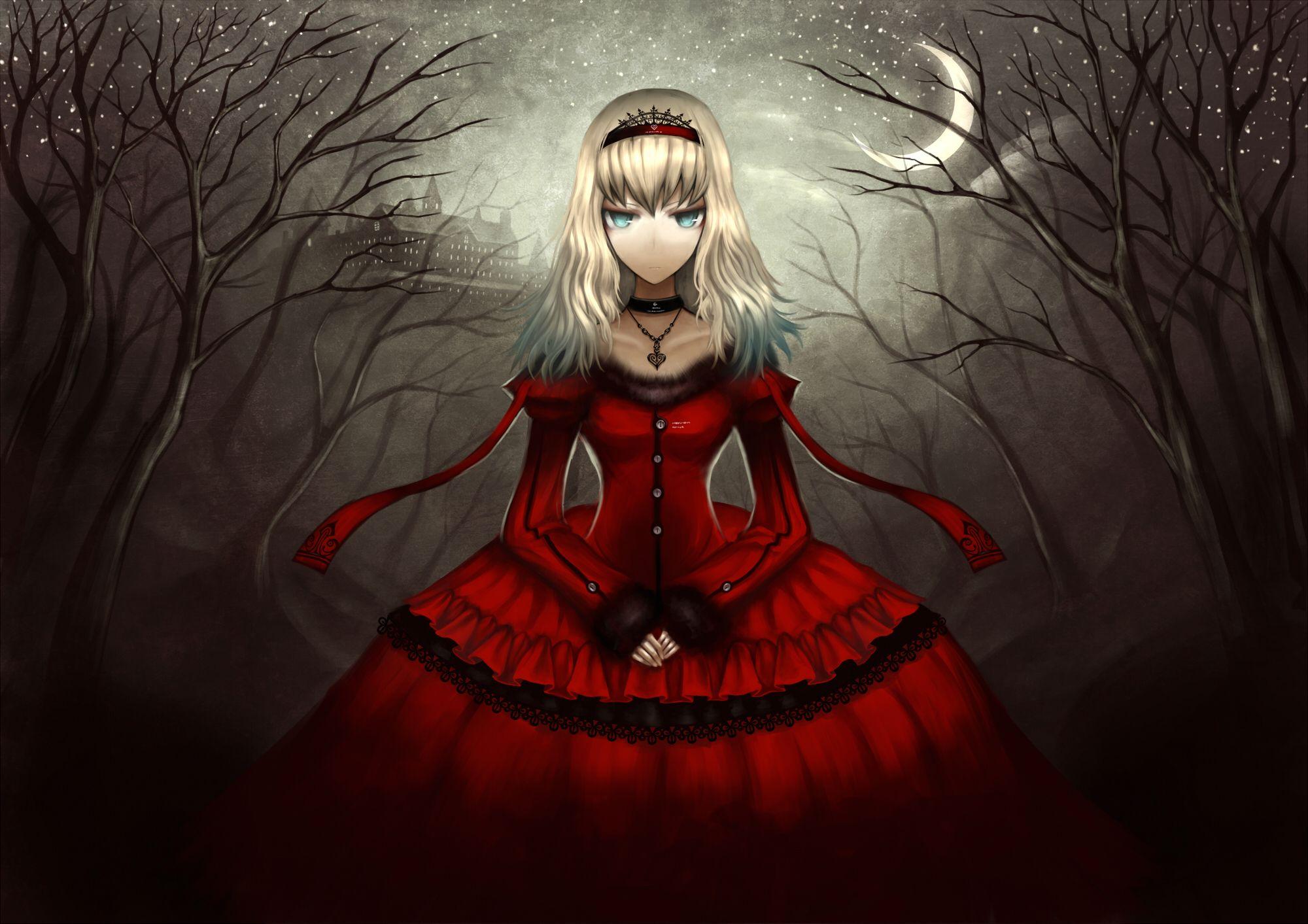 Anime Alice In Wonderland Dark Alice Wallpaper Alice In Wonderland Alice In Wonderland Dress Anime