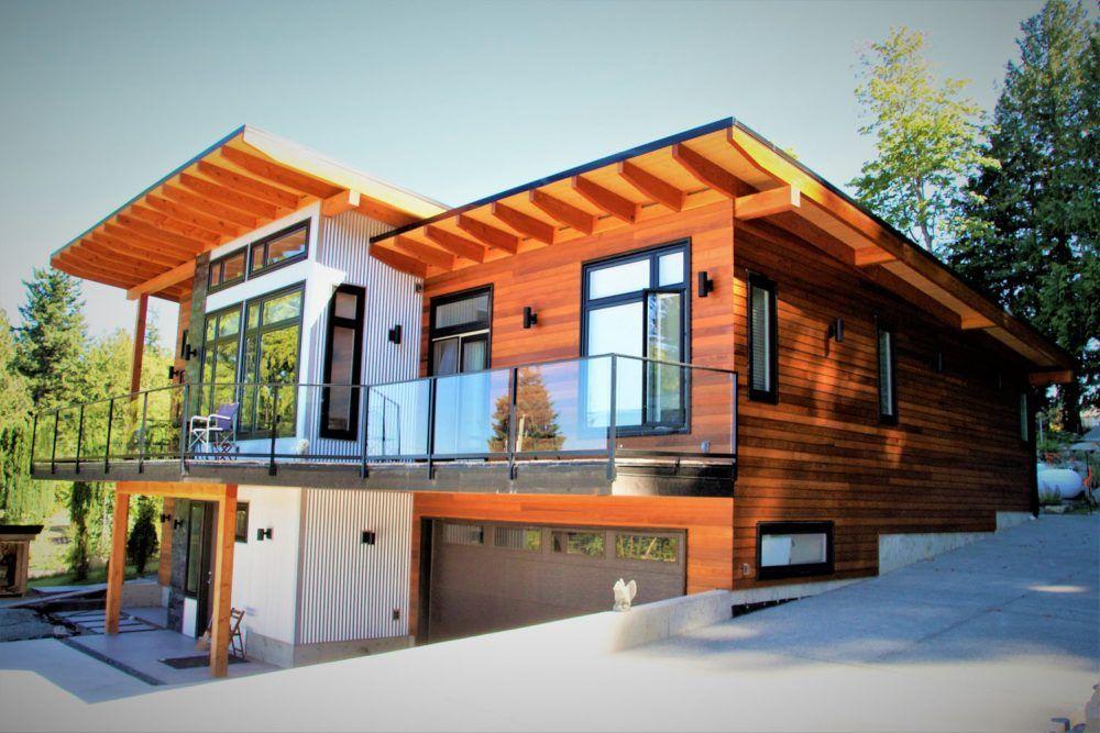 Westform 1 Duplex house design, Prefab log homes, Prefab