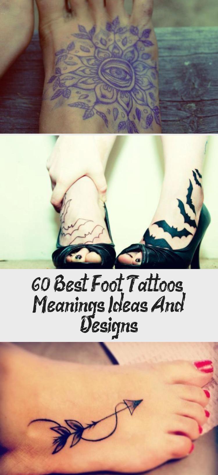 Photo of 60 besten Fuß Tattoos – Bedeutungen, Ideen und Designs – Design