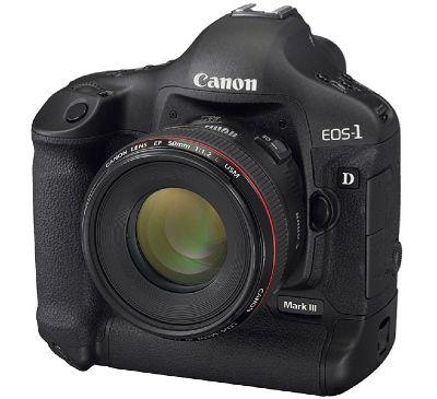 Canon Eos 1d Mark Iii Dslr Camera Digital Camera Canon Dslr Camera