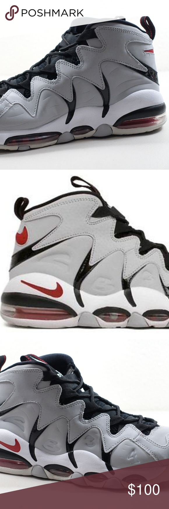 Nike Men's Air Max Cb34 Basketball Shoe 10