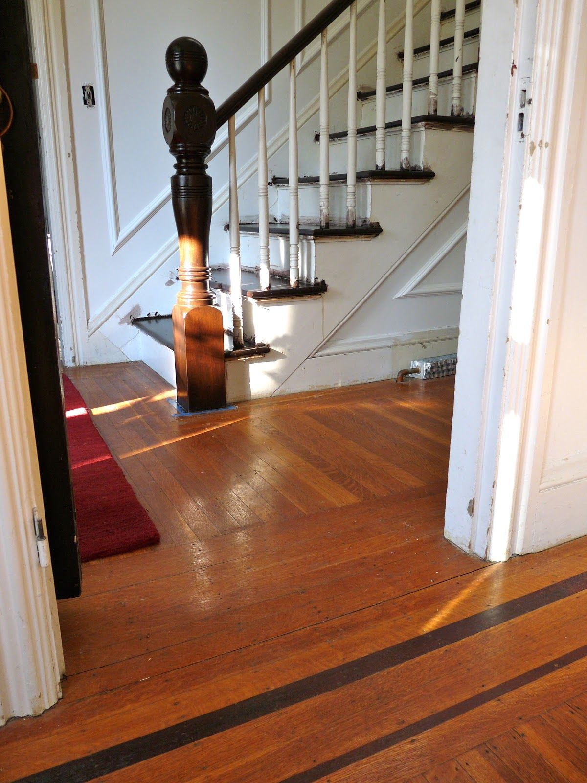 Best Refinishing The Stairs Part 2 Or How I Fixed A Bad Stain 400 x 300