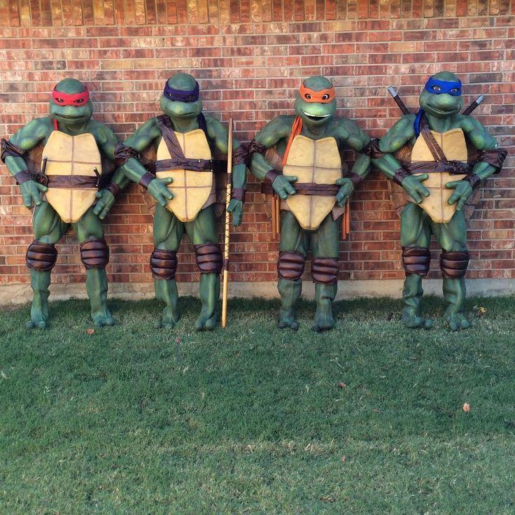 Homemade teenage mutant ninja turtle costume diy movie qualtiy homemade teenage mutant ninja turtle costume diy movie qualtiy teenage mutant ninja turtles costumes solutioingenieria Image collections