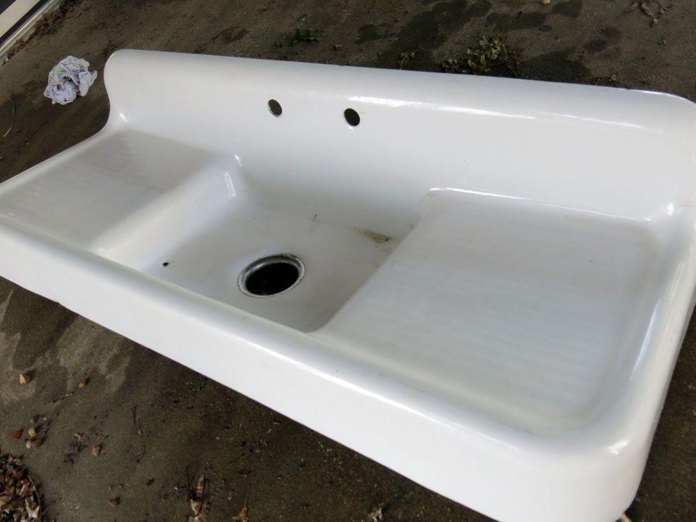 Cast iron farmhouse sinks apronfront sinks cast iron