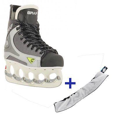 f84a28fbc8c Graf 103 ice hockey  skates with t-blade blade system + skate  guard
