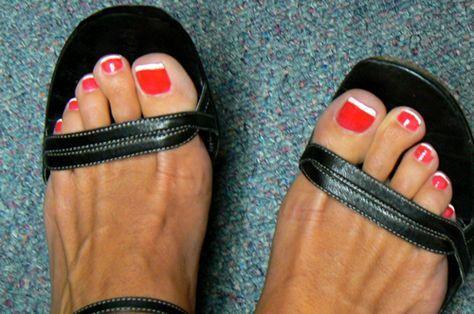 39 trendy fall pedicure colors toenails art designs
