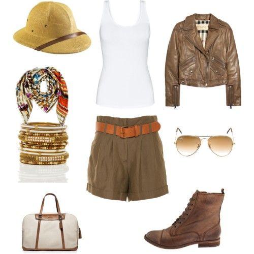 Safari Tour - What To Wear On A South African Safari In July Brim Hat, Safari