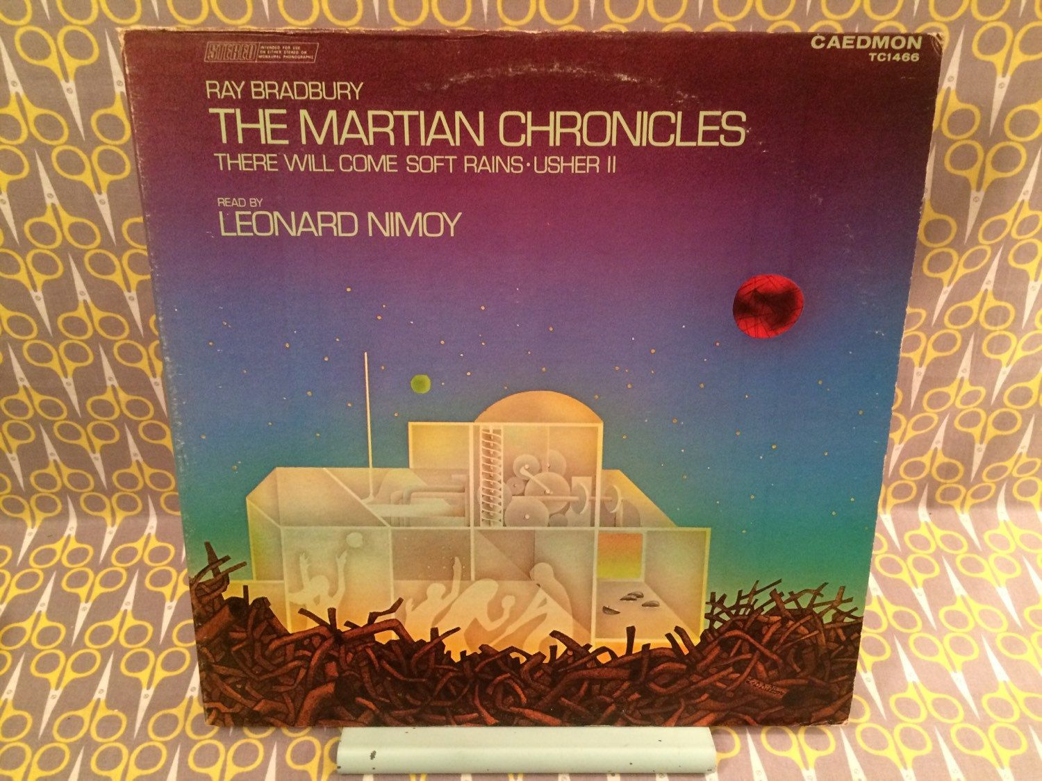 The Martian Chronicles There Will Come Soft Rains And