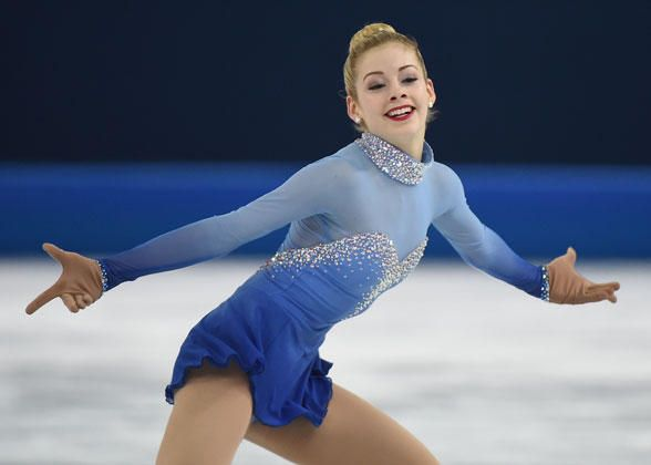 Ranking the Figure Skating Costumes from the 2014 Sochi Winter Olympics | Fashion - Yahoo Shine