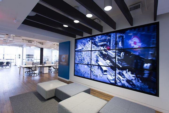 IHeartMedia Offices By Design Republic Washington DC Retail Blog