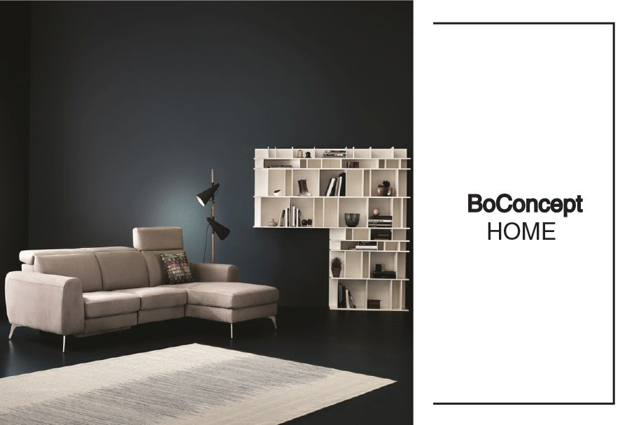 A BoConcept Home stands out from the crowd   #BoConcept #HomeDecor #designer #Interiors #BoConceptLiving #furnitures