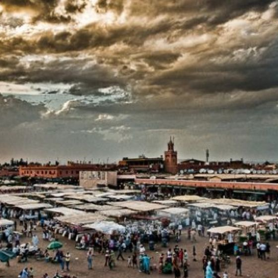 Marrakech - I want to go back