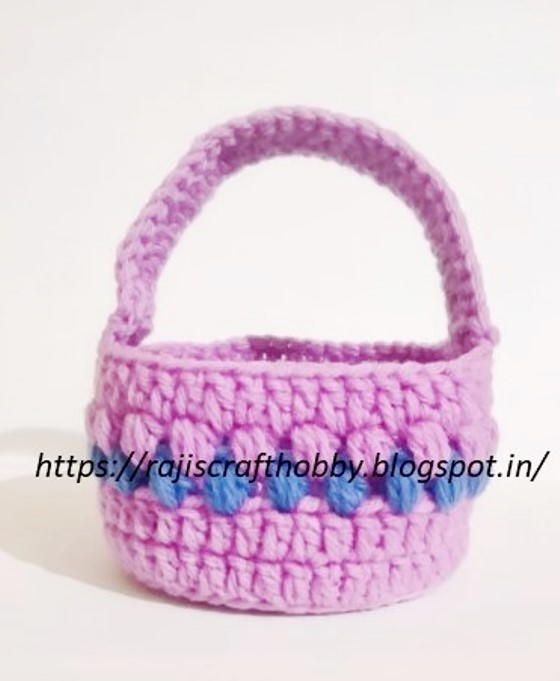 #Basket #Easter Easter Basket Crochet Pattern  #crochet #Easter #Easterbasket #crafts #Eastercrafts #eastercrochetpatterns