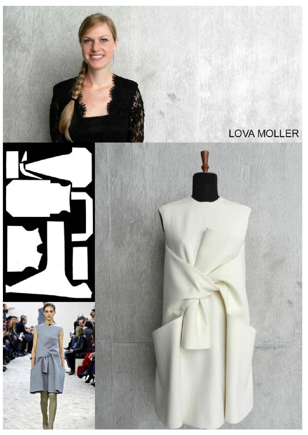 INNOVATIVE PATTERN CUTTING FOR GRADUATES + PROFESSIONALS 2013 ...