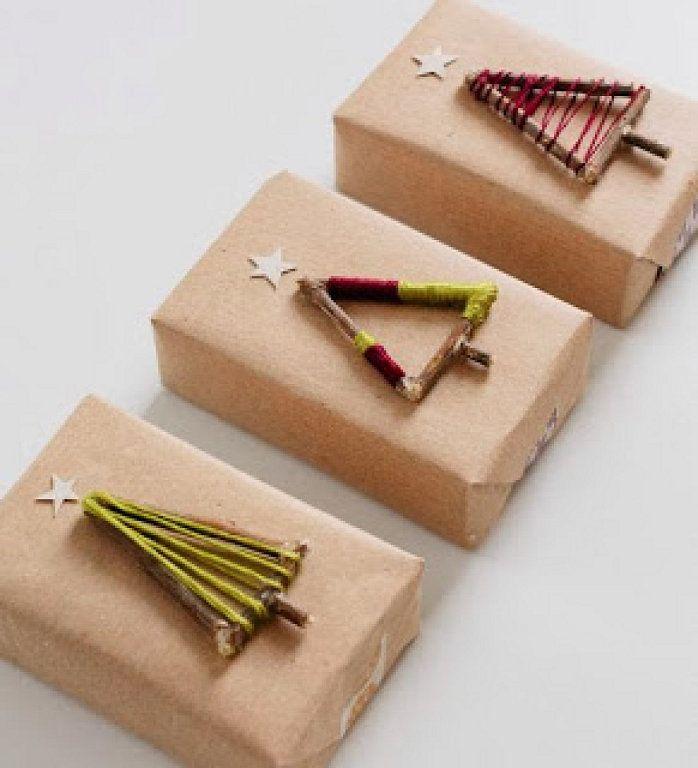 Todo tipo de detalles para acompa ar tus envoltorios - Ideas para regalos navidenos ...