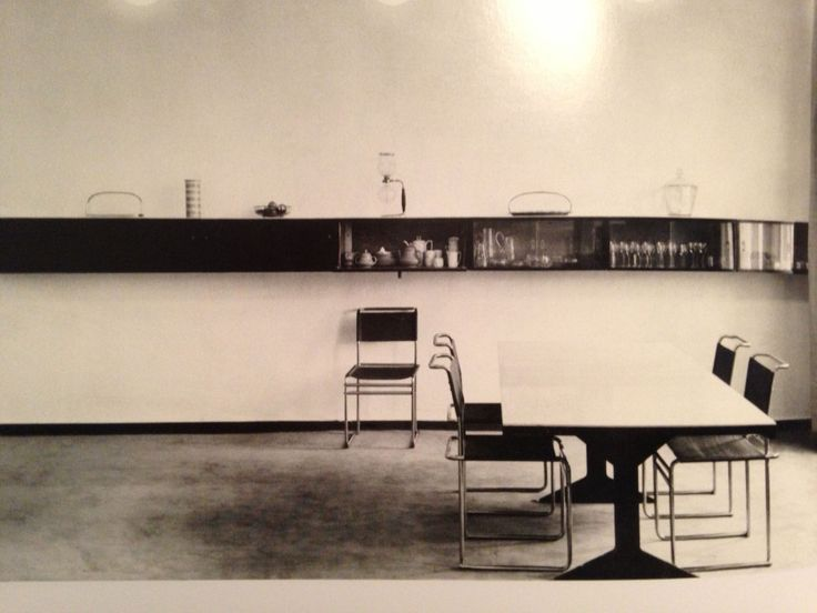 Bauhaus Interior Bauhaus interior, Bauhaus design