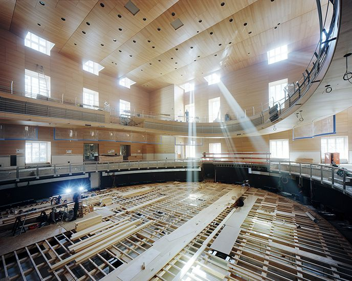 Pierre Boulez Hall by Gehry Partners - Berlin
