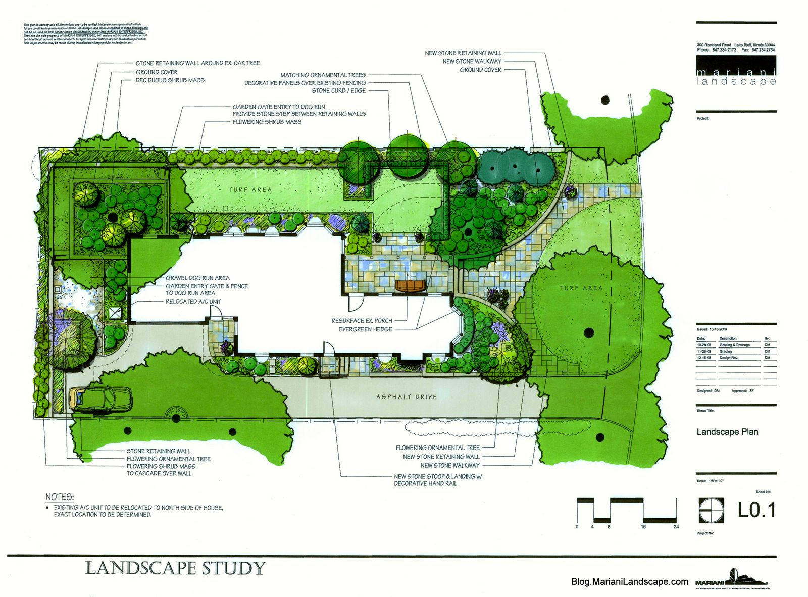 How To Create A Landscape Design Plan
