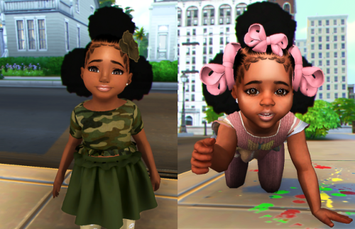 """ebonixsims """" PLEASE REDOWNLOAD WONDERPUFFS FOR TODDLERS"""