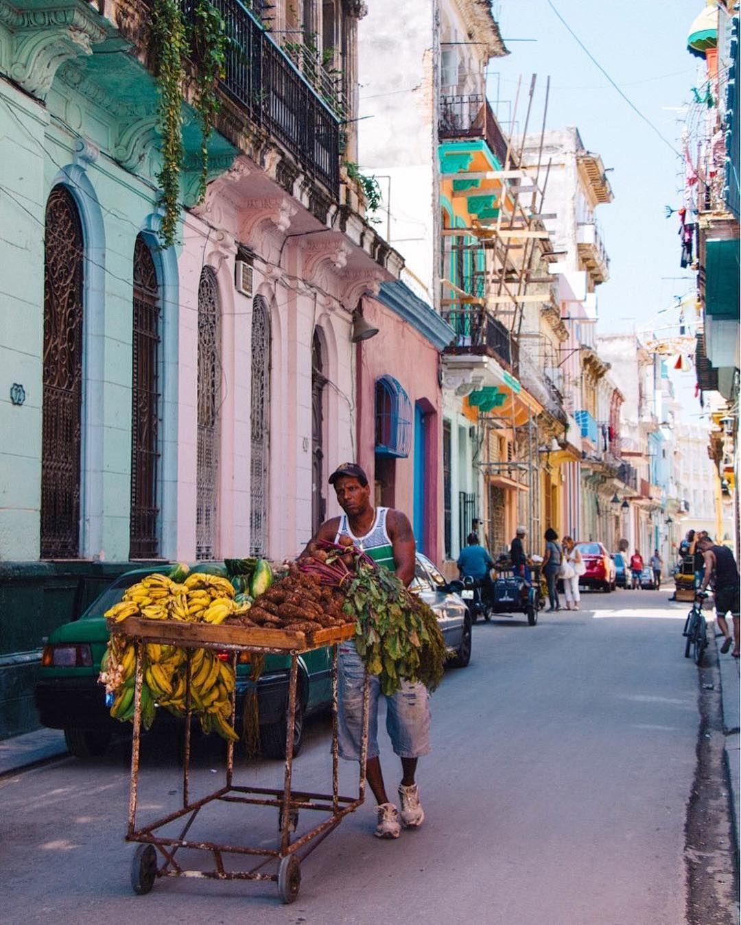 Old Havana Cuba Travel Light Cuba Travel Travel Pictures