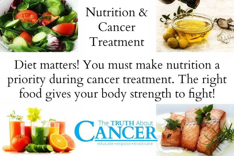 Facebook cancer prevention foods health facts food