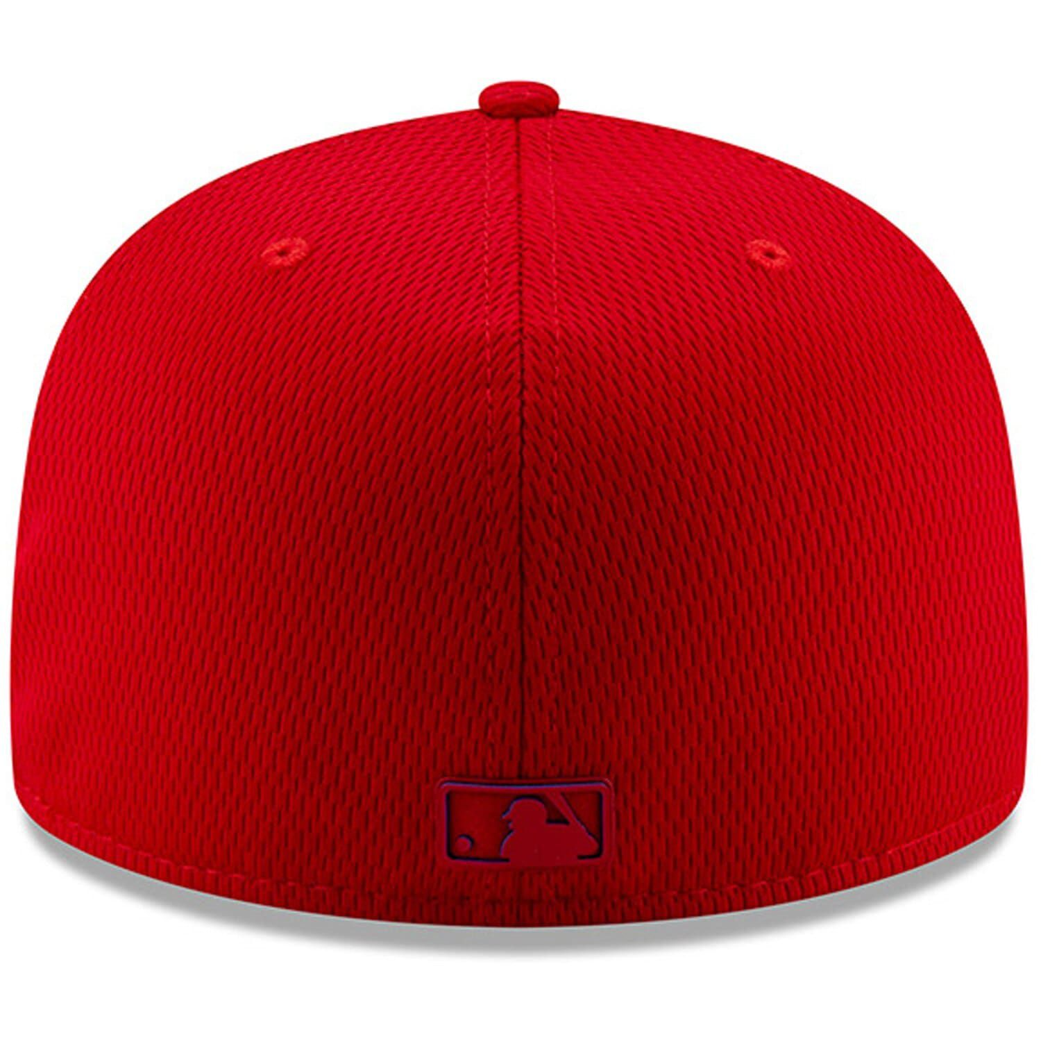 Men's New Era Red Washington Nationals 2019 Clubhouse