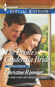The Book Review: THE PRINCE'S CINDERELLA BRIDE BY CHRISTINE RIMMER-...