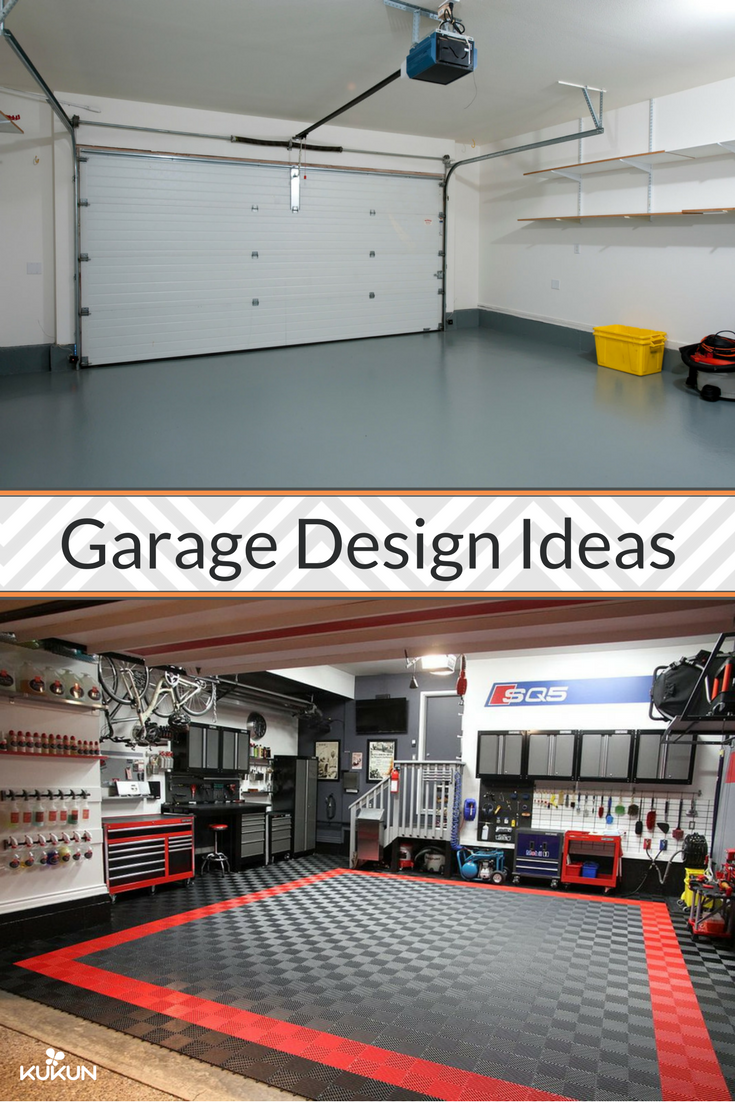 9 Creative Garage Design Ideas For Millennial Homeowners Garage
