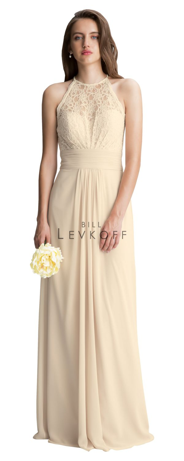 Bill levkoff style available at tietheknotbridal