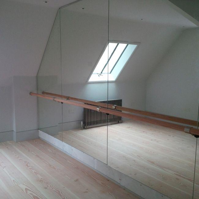 Ballet Barre Company Provide Ballet Barres, Dance Floors And Studio Mirrors.